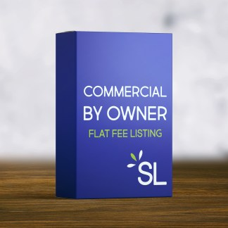 commercial by owner flat fee listing