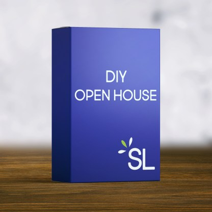 DIY Open House Simply List FSBO Flat Fee