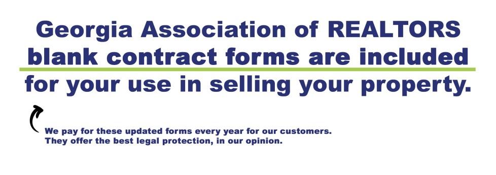 GAR Contract Forms