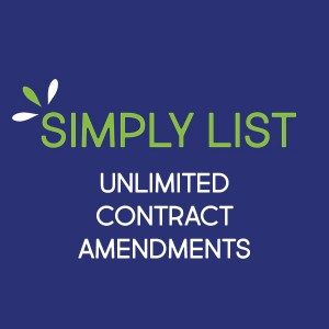 Unlimited Contract Amendments Flat Fee