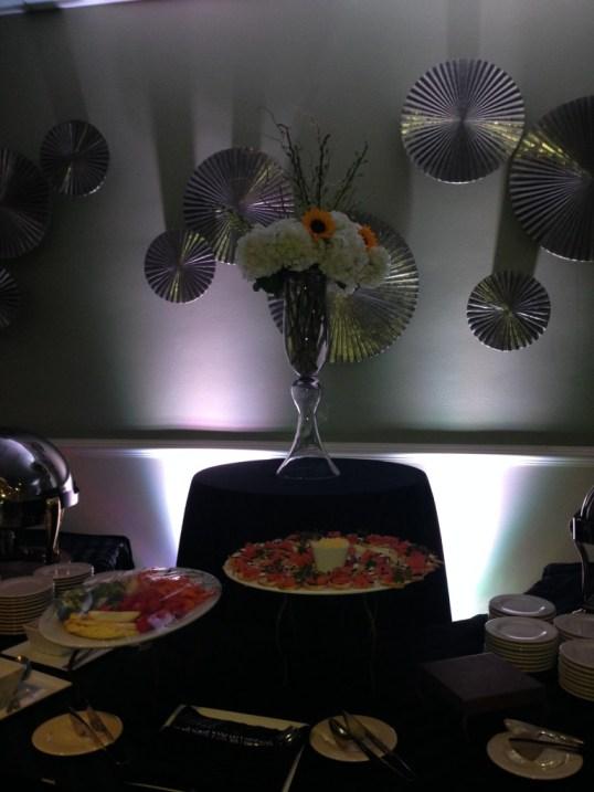 Hilton Appetizer Buffet