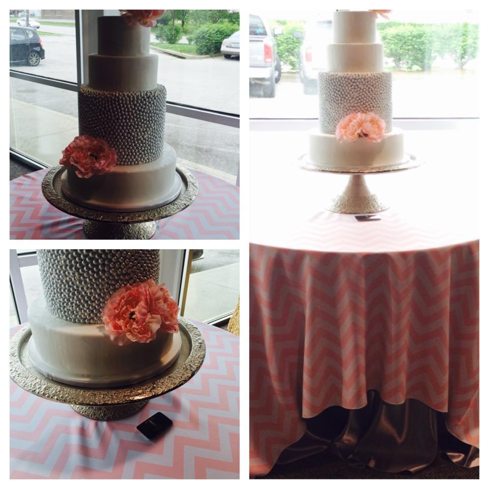 Tinker's Cake Shop Cake