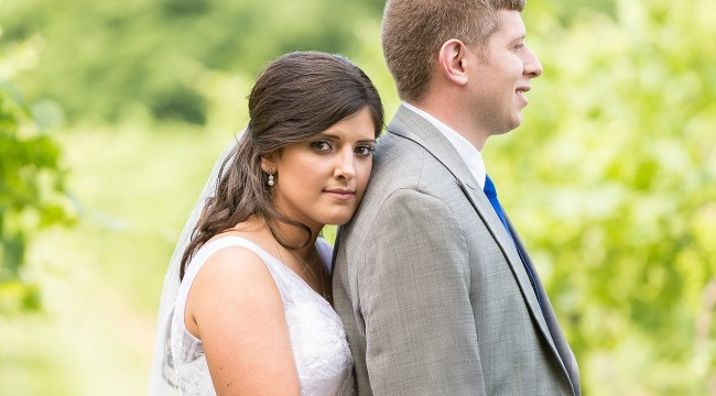 Somerset, KY Wedding : Brittany & Jeff at Abby's Lake