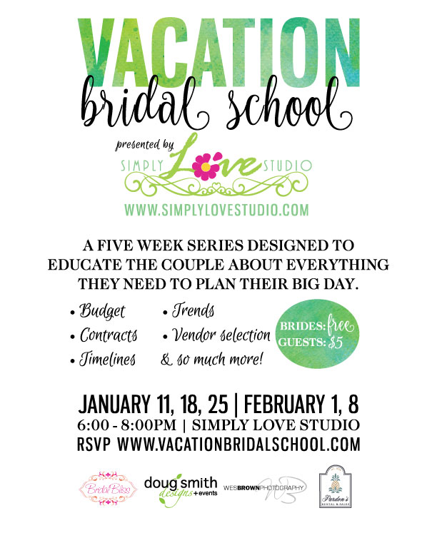 Vacation Bridal School