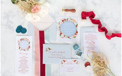 Wedding Invitation Extraordinaire Bekah Stivers Owner of Simply Done Invites in Lexington, KY