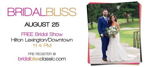 Bridal Show THIS Sunday!