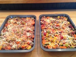 Turkey & Vegetable Lasagna