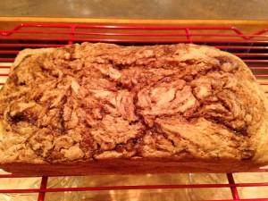Simply Made Cinnamon Raisin Loaf 2