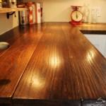 Diy Wide Plank Butcher Block Counter Tops Simplymaggie Com