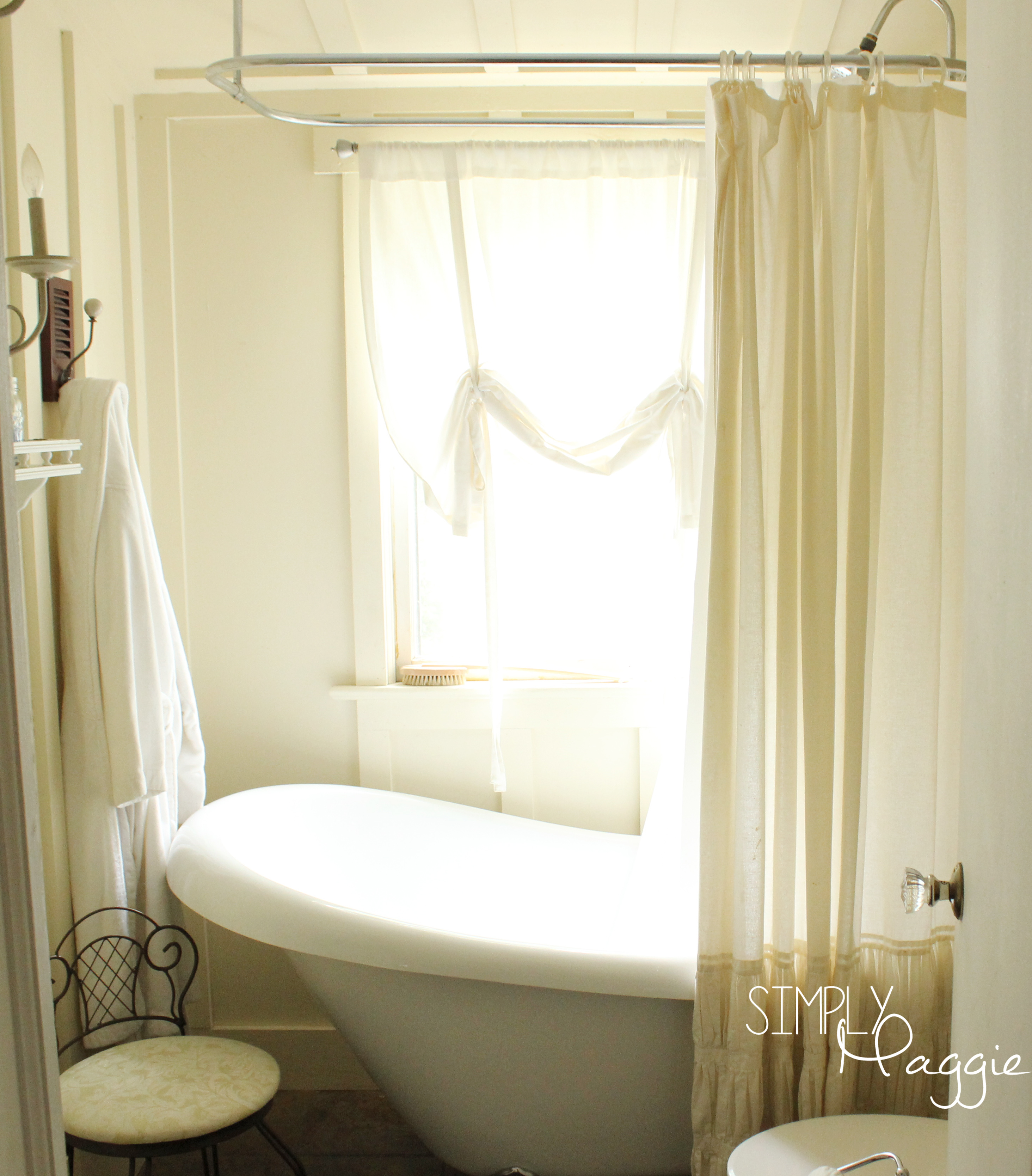 Cottage Bathroom Renovation Before And After Simplymaggie Com