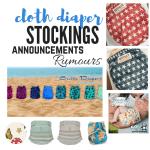 Cloth Diaper Release, June 4, 2016