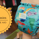 Easy Peasies Ready Use AIO Diaper {Review}