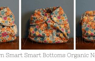 Newborn Diapers: Smart Bottoms Born Smart