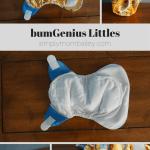 Newborn Diapers: bumGenius Littles Review