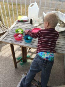 Easy Peasies Ready Use AIO Cloth Diaper