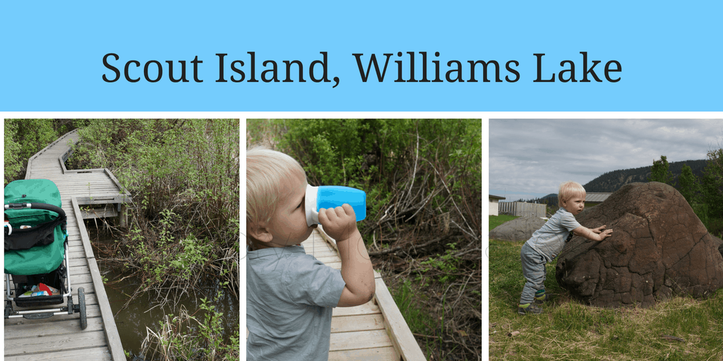 Scout Island, Williams Lake, BC - Explore BC - Williams Lake with Kids