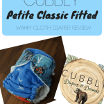 Cubbly Classic Petite Review – WAHM Fitted Diaper