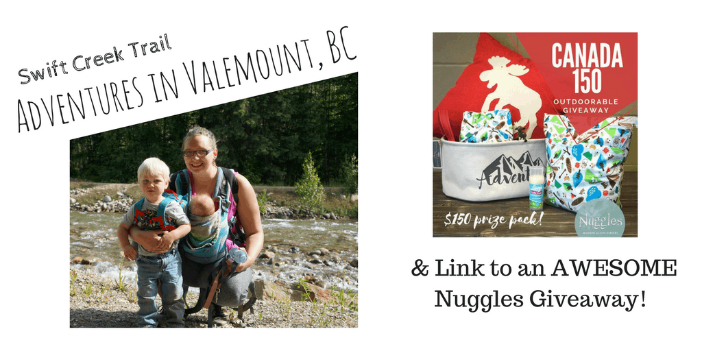 Nuggles Canada 150 Giveaway
