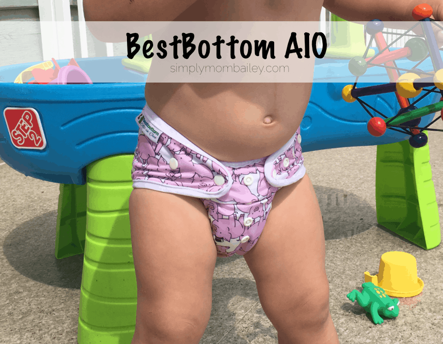 Cloth Diapers at 30 pounds best bottom AIO