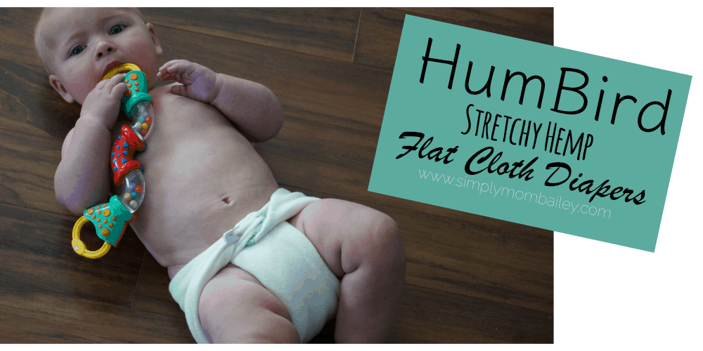 HumBird Flat Cloth Diapers For Baby