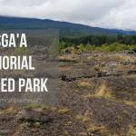Nisga'a Memorial Lava Bed Park with Kids