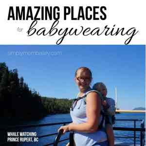 One of the biggest benefits of Babywearing is the ability to go anywhere and see everything. Travel with a baby carrier to make the most of your adventures. Whether you choose a SSC or a Wrap, baby wearing makes the most of any adventure from newborns to babies and event toddlers #babywearing #travelCanada #ExploreBC  Nisga'a Memorial Lava Beds