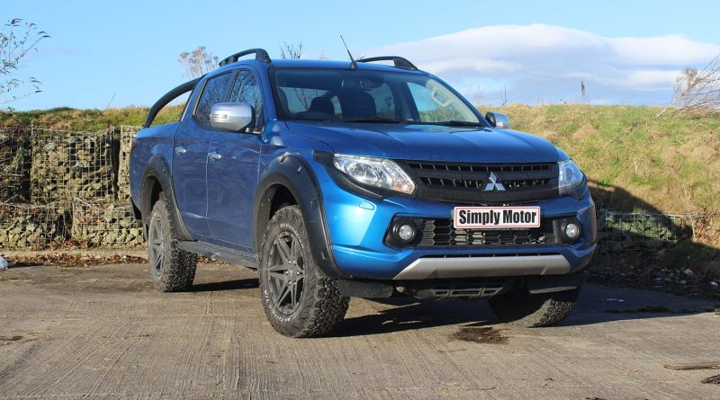 REVIEW – Mitsubishi L200 Barbarian SVP