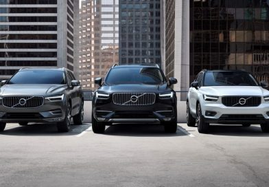 Volvo Cars continues strong sales in April 2018