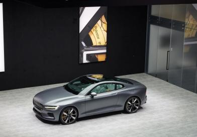 Polestar 1 to charge up Goodwood hill