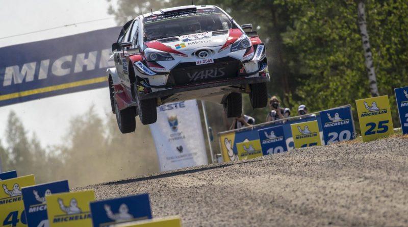 autosport international WRC 2019