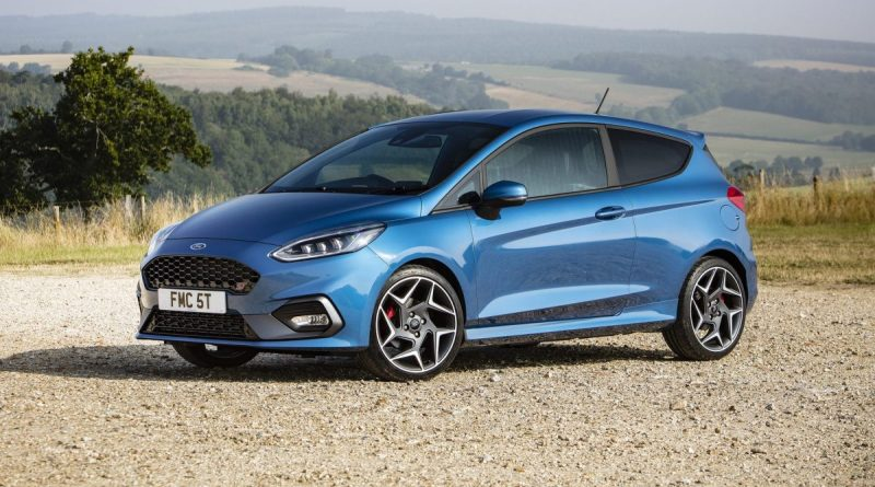 Ford Fiesta 3 awards