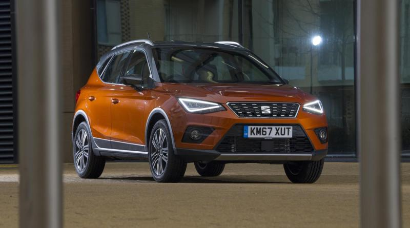seat uk sales record 2018