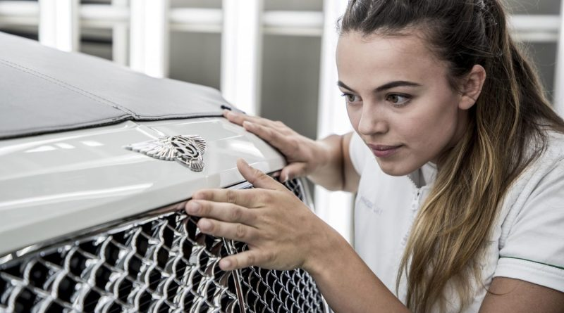 Bentley Apprenticeship