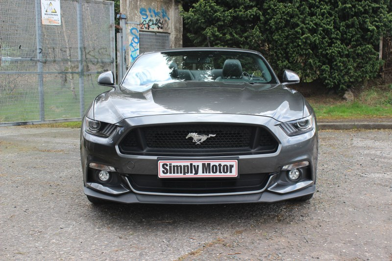 FORD MUSTANG GT CONV 001
