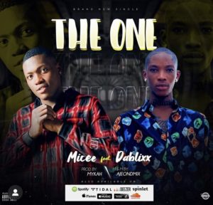 Micee ft Dablixx - The One