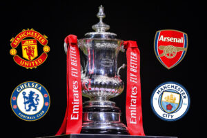 FA Cup Semi-Final Fixtures: Manchester United vs Chelsea and Arsenal vs Manchester City