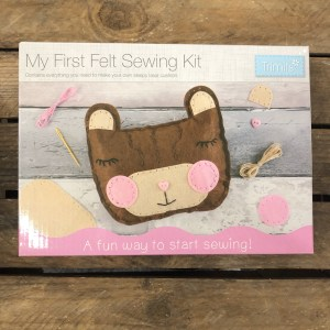 My first sewing kit kitty 1