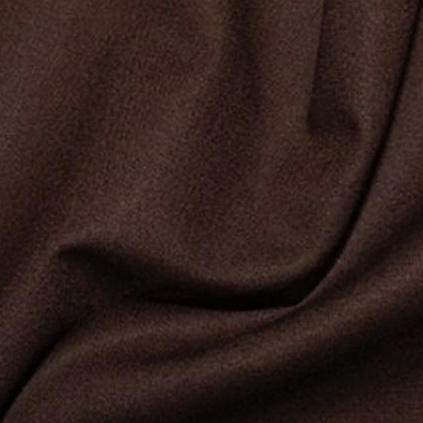 chocolate cotton fabric