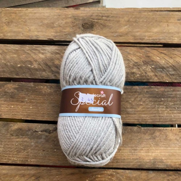 stylecraft special chunky wool silver 1