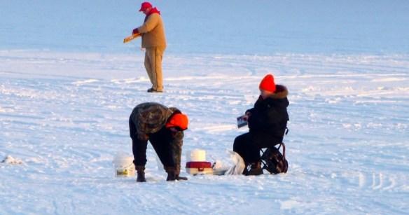 Ice Fishing Social