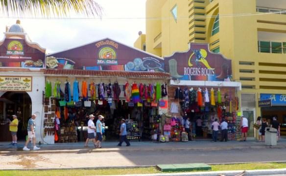 Cozumel, Mexico Boutiques