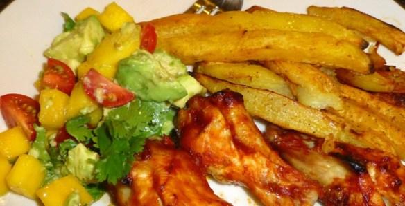 Paleo Superbowl Dinner
