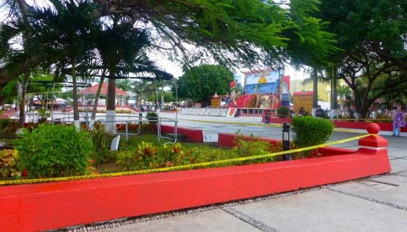 Plaza, Cozumel, Mexico