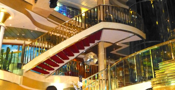 Norwegian Cruise Interior