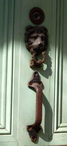 Doorknob, New Orleans, Louisiana
