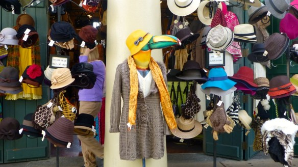 Hats, New Orleans, Louisiana