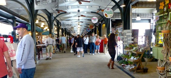 Market, New Orleans, Louisiana
