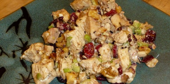 Cranberry Walnut Chicken