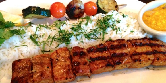 Pork with Basmati Rice