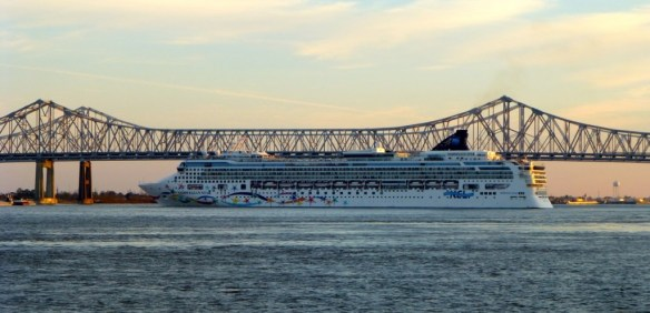The Norwegian Star, New Orleans, Louisiana